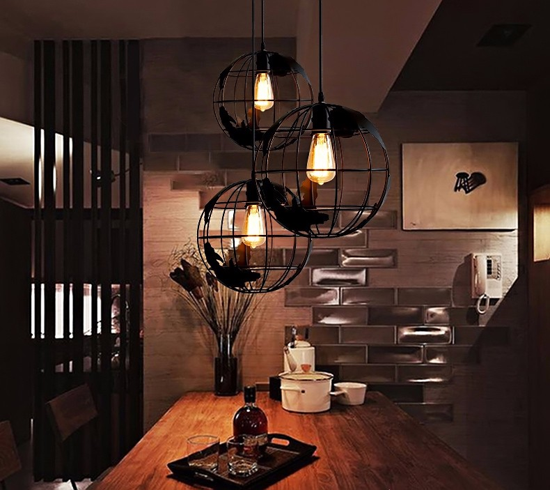 Globe Pendant Light Homeadore Shop
