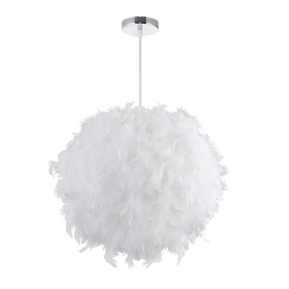 Feather Pendant Light Homeadore Shop